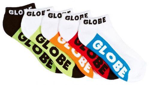 Globe Multi Brights Ankle ponožky