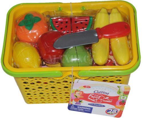 HM Studio Košík ovoce 28 ks