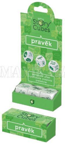 MindOK Příběhy z kostek Mix Pravěk cena od 0 Kč