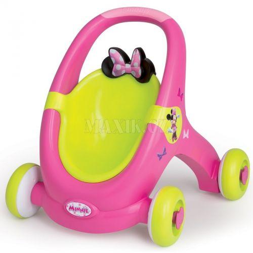 Smoby Minnie Baby Walker 2v1 cena od 1091 Kč