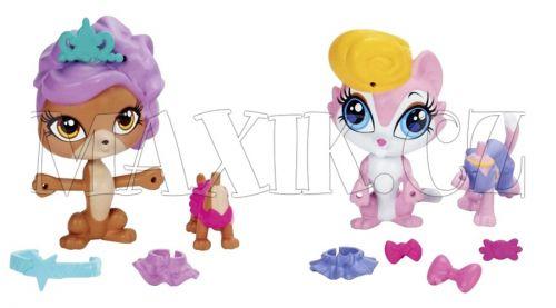 Littlest Pet Shop Módní páry zvířátek Backstage Beauties cena od 0 Kč