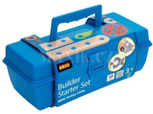 Brio Builder startovací set v kufříku 48 ks cena od 499 Kč