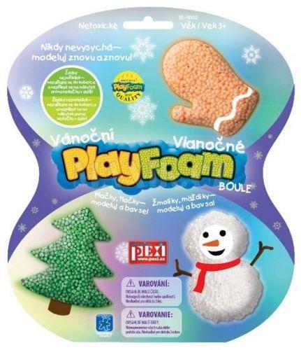 PlayFoam Vánoční Boule cena od 98 Kč