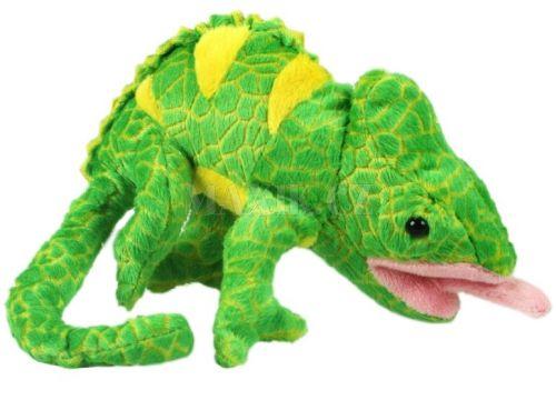 Lamps Plyšový chameleon 17 cm cena od 99 Kč