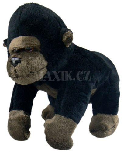 Lamps Plyšová gorila 15 cm cena od 102 Kč
