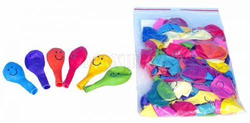 Teddies Balónek nafukovací s potiskem Smile 100 ks cena od 219 Kč