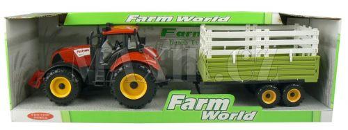 Mac Toys Traktor s valníkem s nástavbou cena od 200 Kč