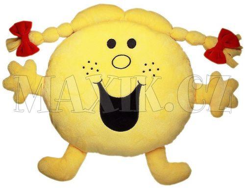 EPline Miss Sunshine Dekorační polštář