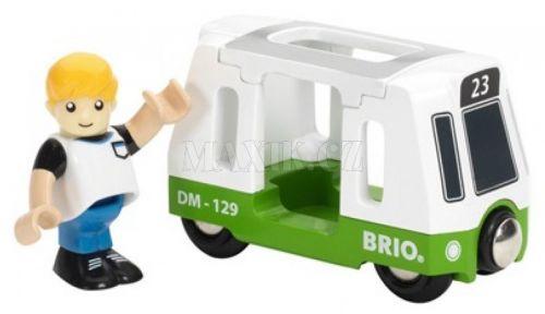 BRIO Tramvaj cena od 198 Kč