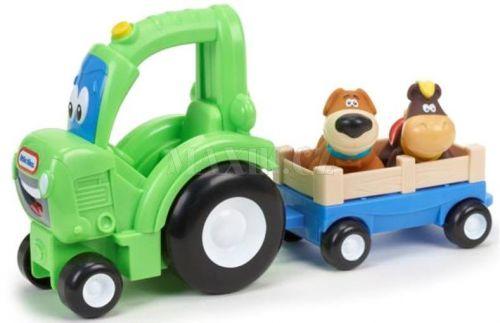 Little Tikes Traktor s držadlem a zvuky cena od 373 Kč