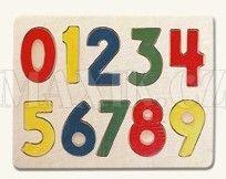 Puzzle - číslice cena od 107 Kč