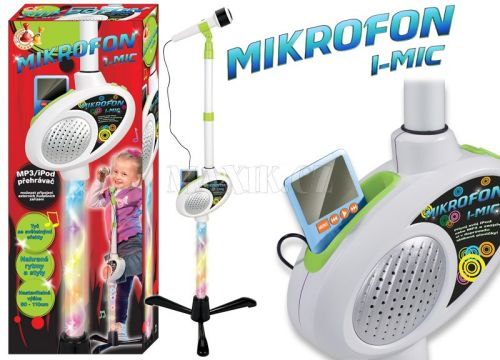 HM Studio Mikrofon iPod, MP3 cena od 489 Kč
