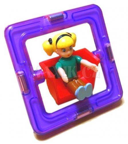 Magformers Otočná figurka cena od 90 Kč