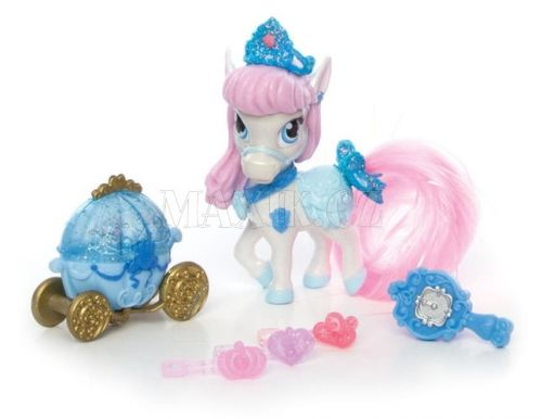 Blip Toys: Disney Palace Pets - poník s doplňky
