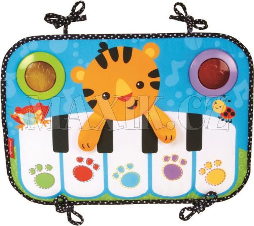 XXL obrazek Fisher Price Kick 'n play piano