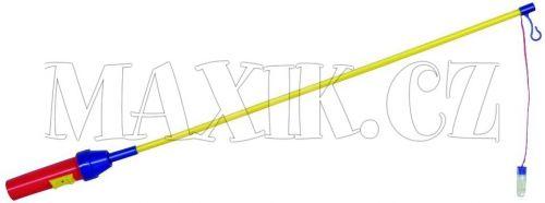 Teddies Hůlka na lampion se světlem 50 cm cena od 39 Kč
