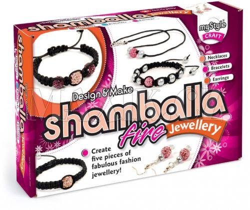 Alltoys MyStyle Shamballa ohnivé šperky cena od 200 Kč