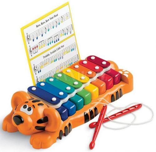 Little Tikes Jungle Jamboree Tygřík klavír a xylofon cena od 428 Kč