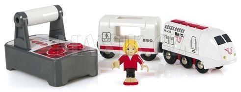 BRIO Elektrický vláček