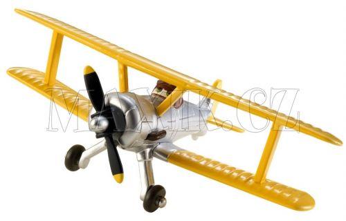 Mattel Planes Letadla hasiči a záchranáři Leadbottom cena od 99 Kč