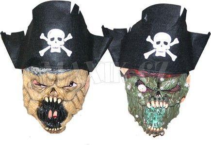 Rappa Maska pirát s čepicí cena od 129 Kč