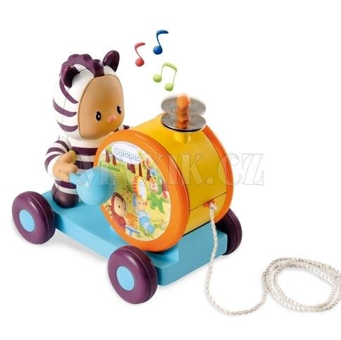 Smoby Cotoons Punky tambourine cena od 484 Kč