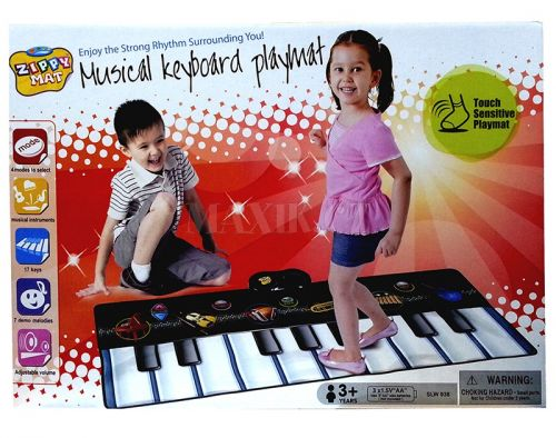 Alltoys Hrací podložka klaviatura cena od 769 Kč