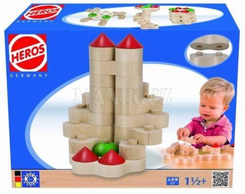 Heros Dřevěný konstrukční řetěz cena od 556 Kč