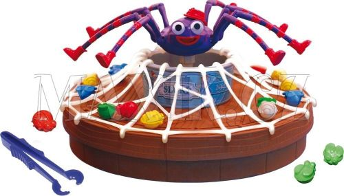 Asmodee: Paní pavouková