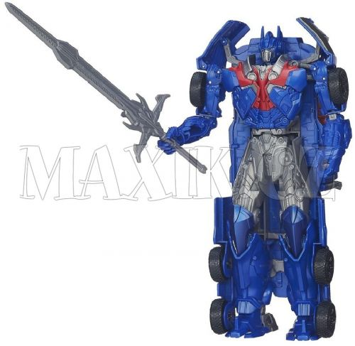 Transformers 4 Optimus Prime transformace otočením cena od 0 Kč