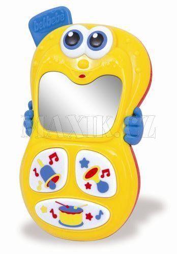 Clementoni Baby mobilní telefon se zvuky