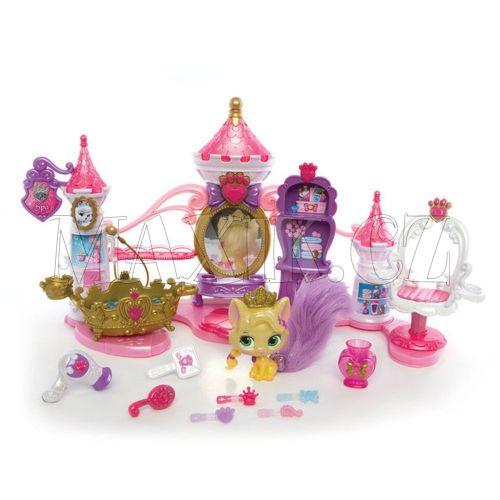 Blip Toys: Disney Palace Pets - mazlíček a lázně cena od 0 Kč