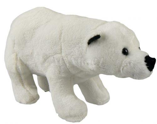 Lamps Plyšový polární medvěd 20 cm cena od 89 Kč