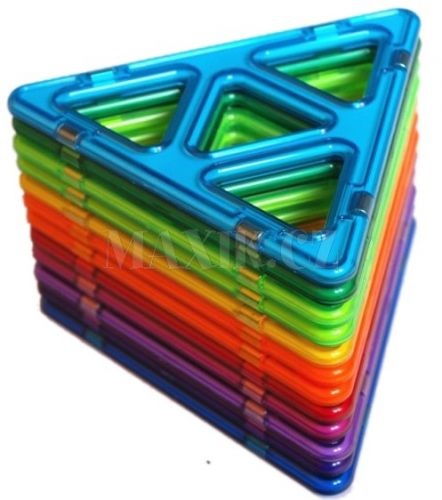 Magformers Super trojúhelníky cena od 393 Kč