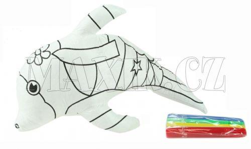Lamps Malovací delfín