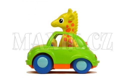 Tomy Žirafa v autě T72201 cena od 0 Kč