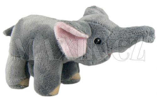 Lamps Plyšový slon 20 cm cena od 81 Kč