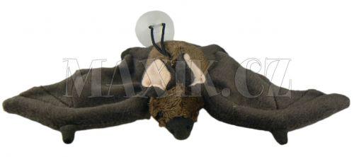 Lamps Plyšový netopýr s přísavkou 24 cm cena od 121 Kč