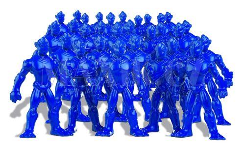 EPline Gormiti Cartoon Neorganic 4 cm mini bojovníci cena od 169 Kč