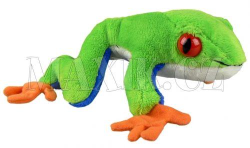 Lamps Plyšová žába 18 cm cena od 97 Kč