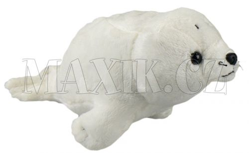 Lamps Plyšový tuleň mládě 25 cm cena od 65 Kč