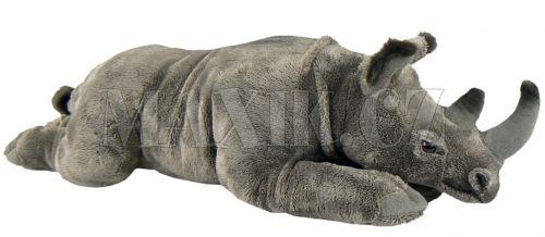 Lamps Plyšový nosorožec ležící 55 cm cena od 385 Kč
