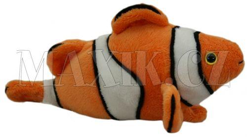 Lamps Plyšová ryba klaun 18 cm cena od 81 Kč
