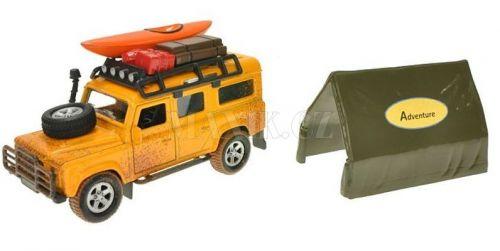 Teddies Land Rover Defender 14 cm cena od 0 Kč