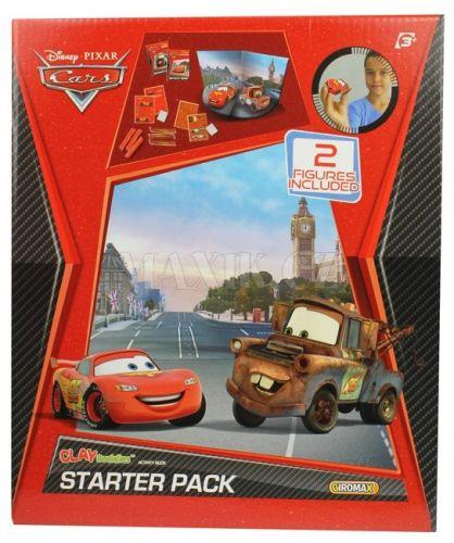EPline Disney Cars Starter pack cena od 199 Kč