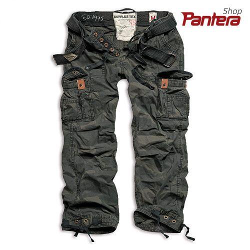 Surplus Premium Vintage kalhoty cena od 1590 Kč