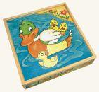 Obrázkové kostky-Zvířátka,25 k cena od 276 Kč