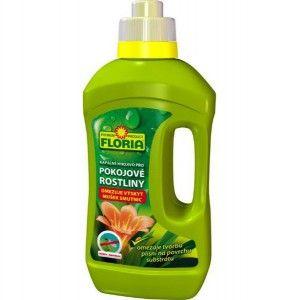Agro FLORIA pokojové rostliny s účinky na parazity 0,5 l