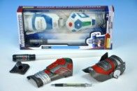 Mikro Trading Sada vesmírný bojovník meč 32 cm cena od 131 Kč