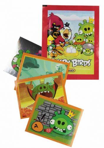 Ep Line Angry Birds: Nálepky Angry Birds - Ep Line Angry Birds cena od 20 Kč